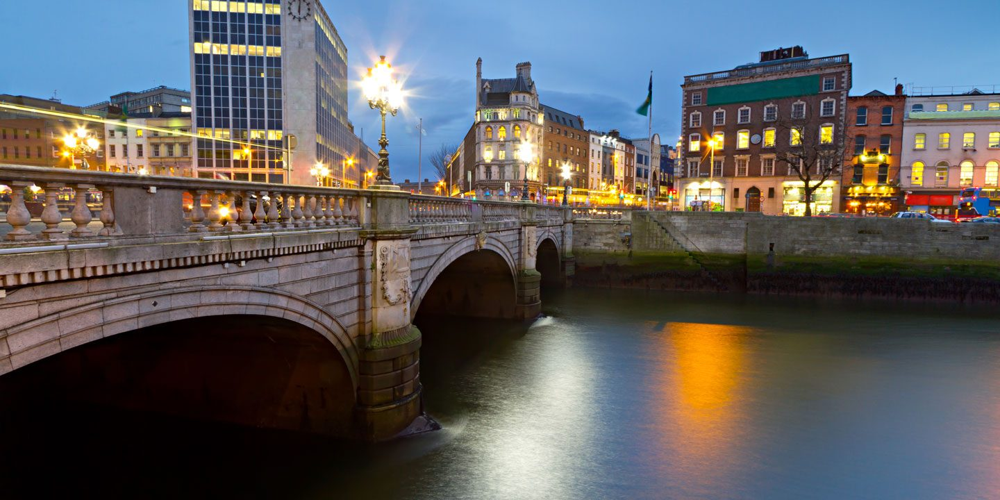 Dublin city where the Six West headquarters is located