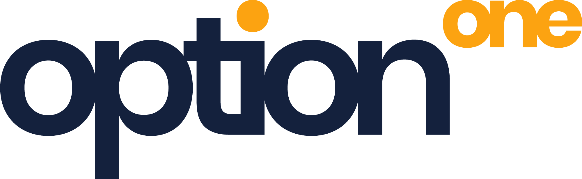 Option One logo