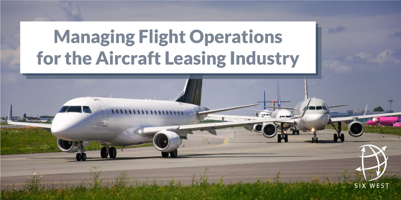 Managing Flight Operations